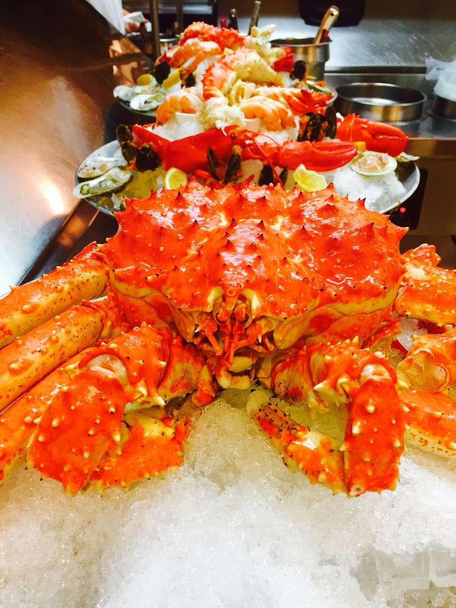 10 Pound Whole Alaskan King Crab