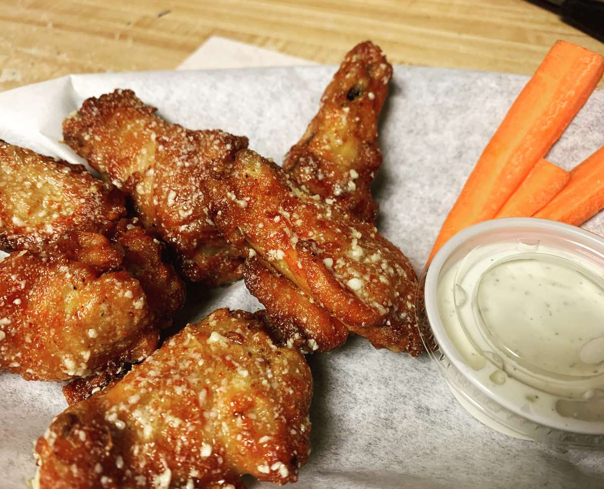 Oven-Baked Wings
