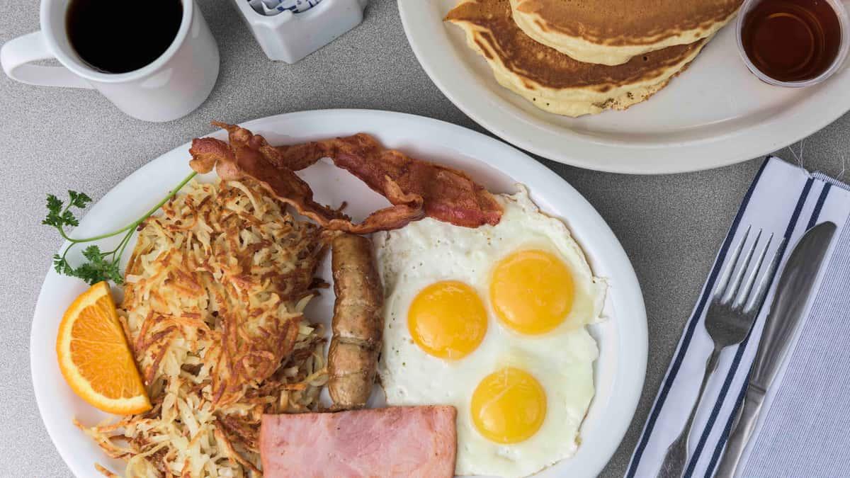 Meatlover's Breakfast