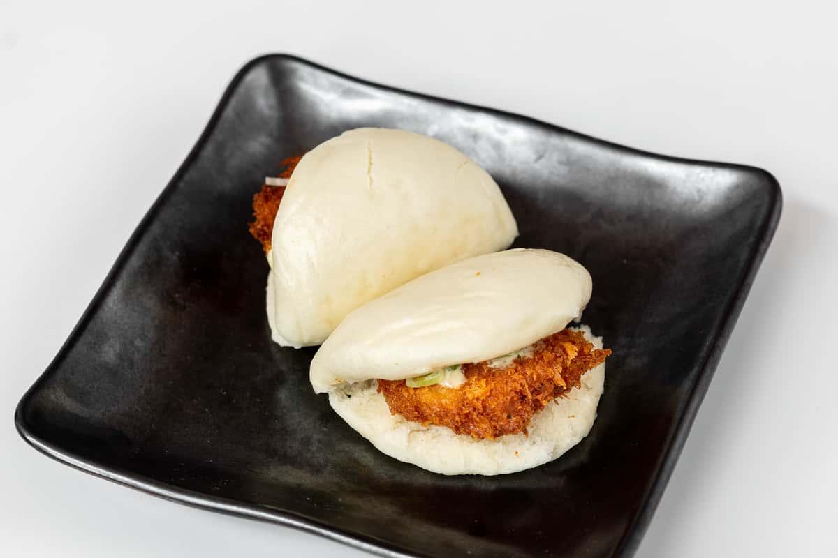 Ebi Katsu Shrimp Bao
