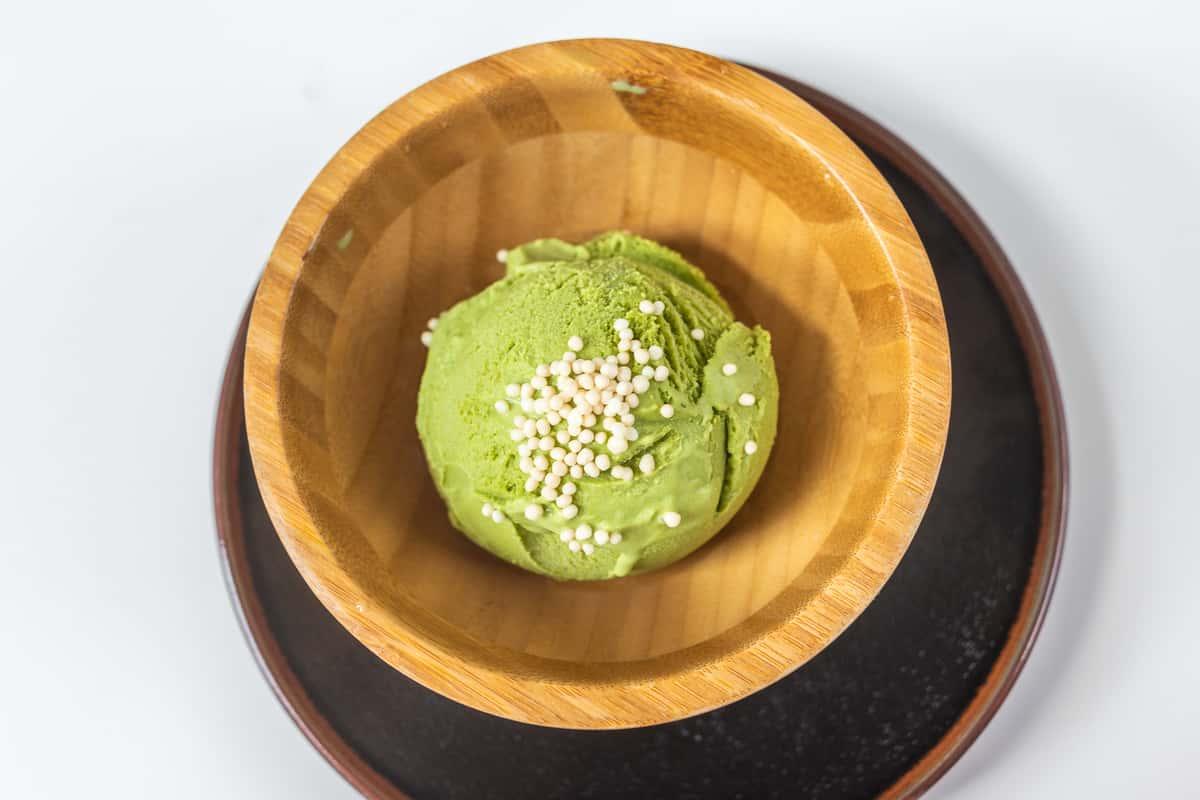 Matcha Ice Cream (pint)