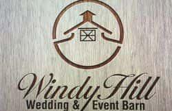 windy hill wedding & event barn
