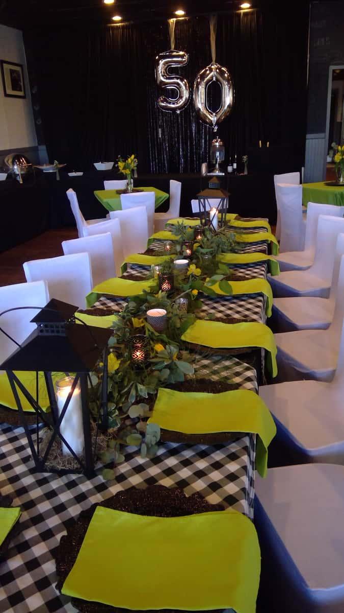 Carolina Banquet Room