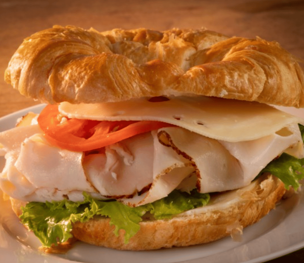 Simply Delicious Ham and Swiss