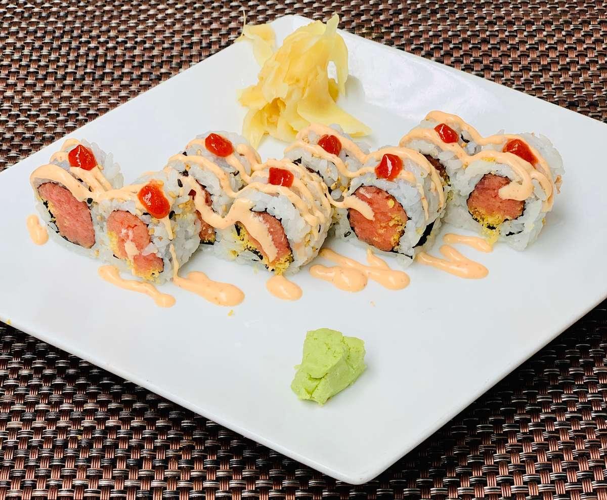 *Spicy Tuna Roll