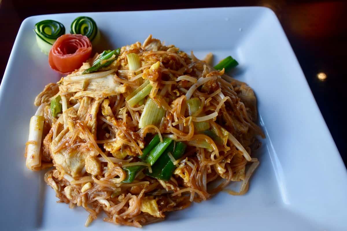 N1. Pud Thai