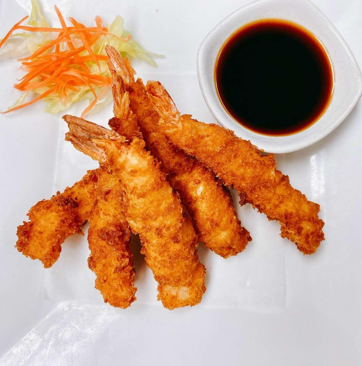 A9. Tempura Shrimp