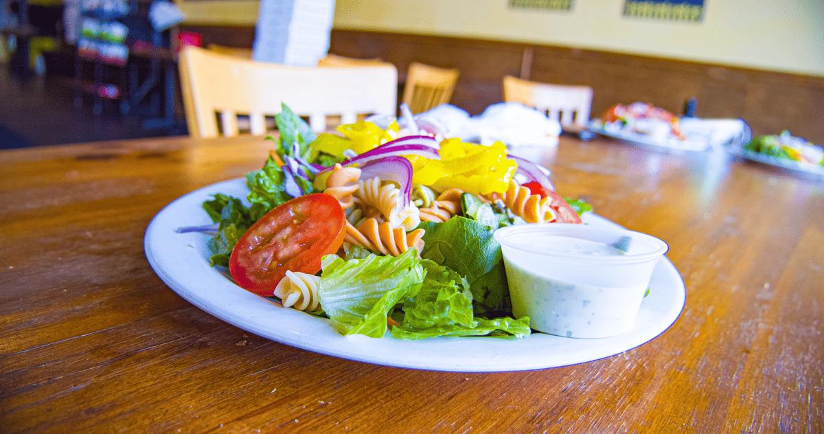 Rasta Salad