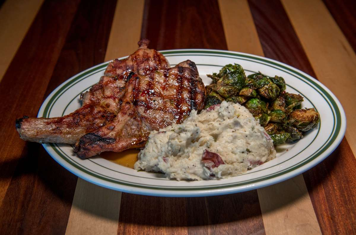 Pork Chop*