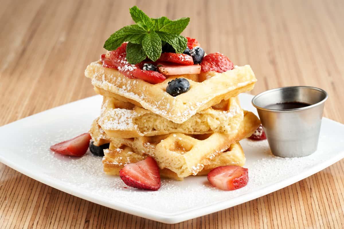 Grandma's Waffle