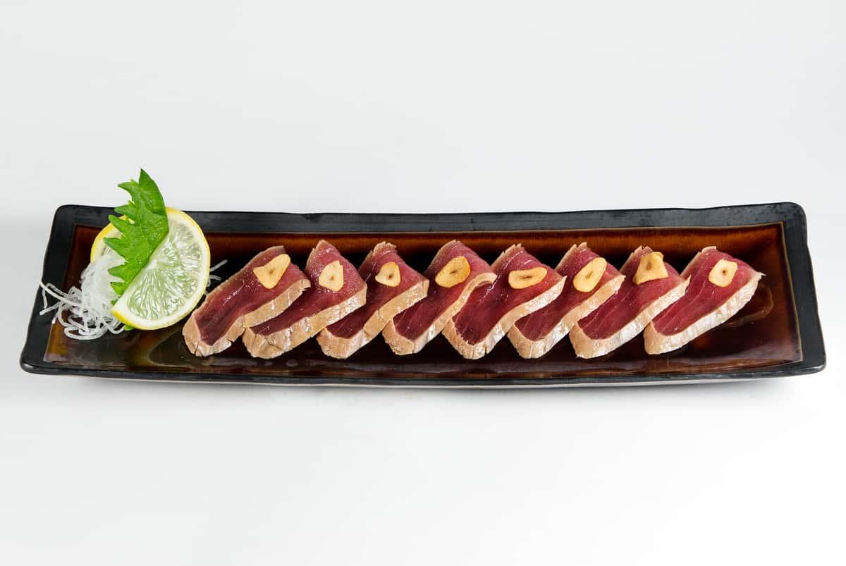 Maguro Zuke Appetizer