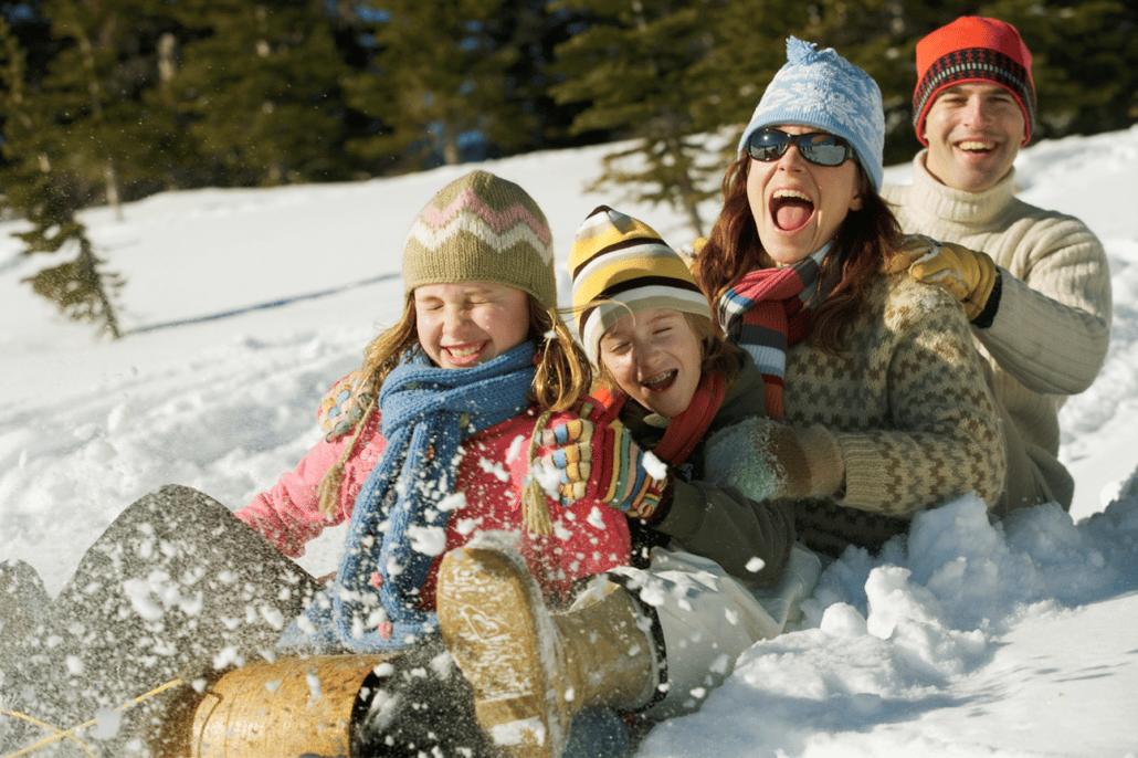 Snow Days Can be Fun!