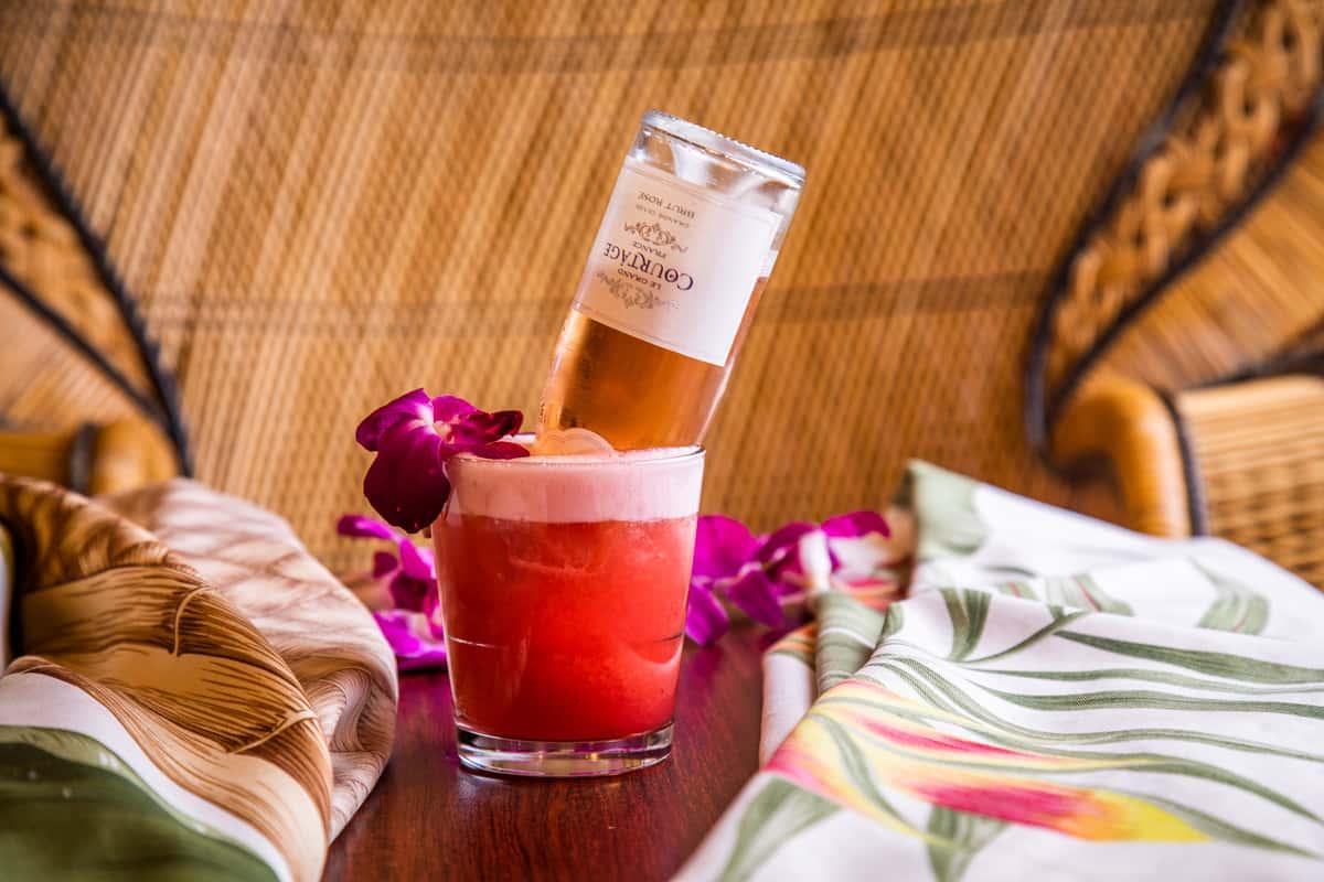 """""""Aloha!"""" Cocktail"""