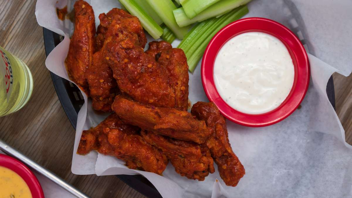 Wing Baskets