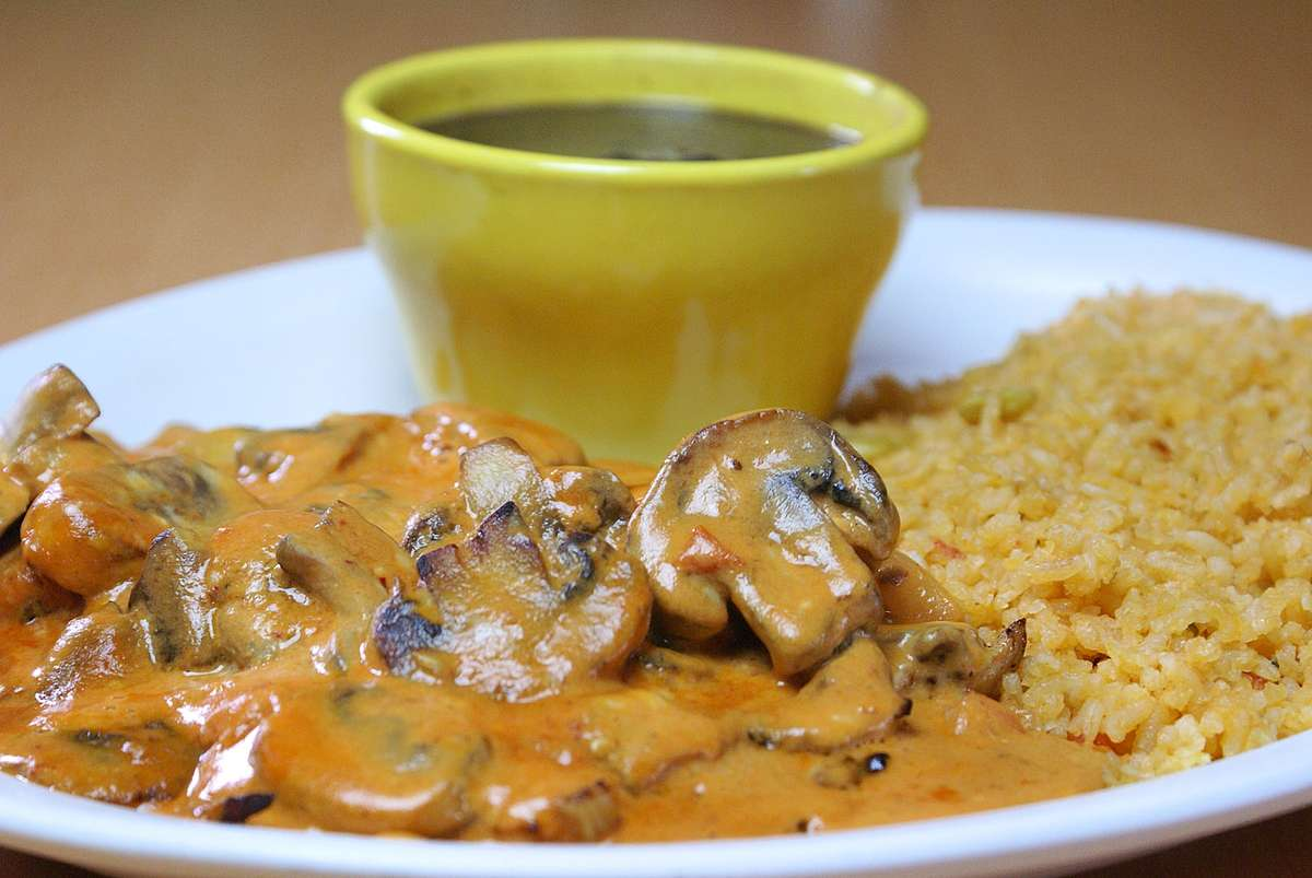 Pollo Al Gourmet