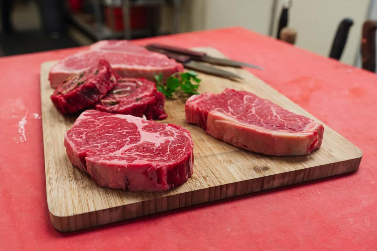 Rib Eye Steak Prime