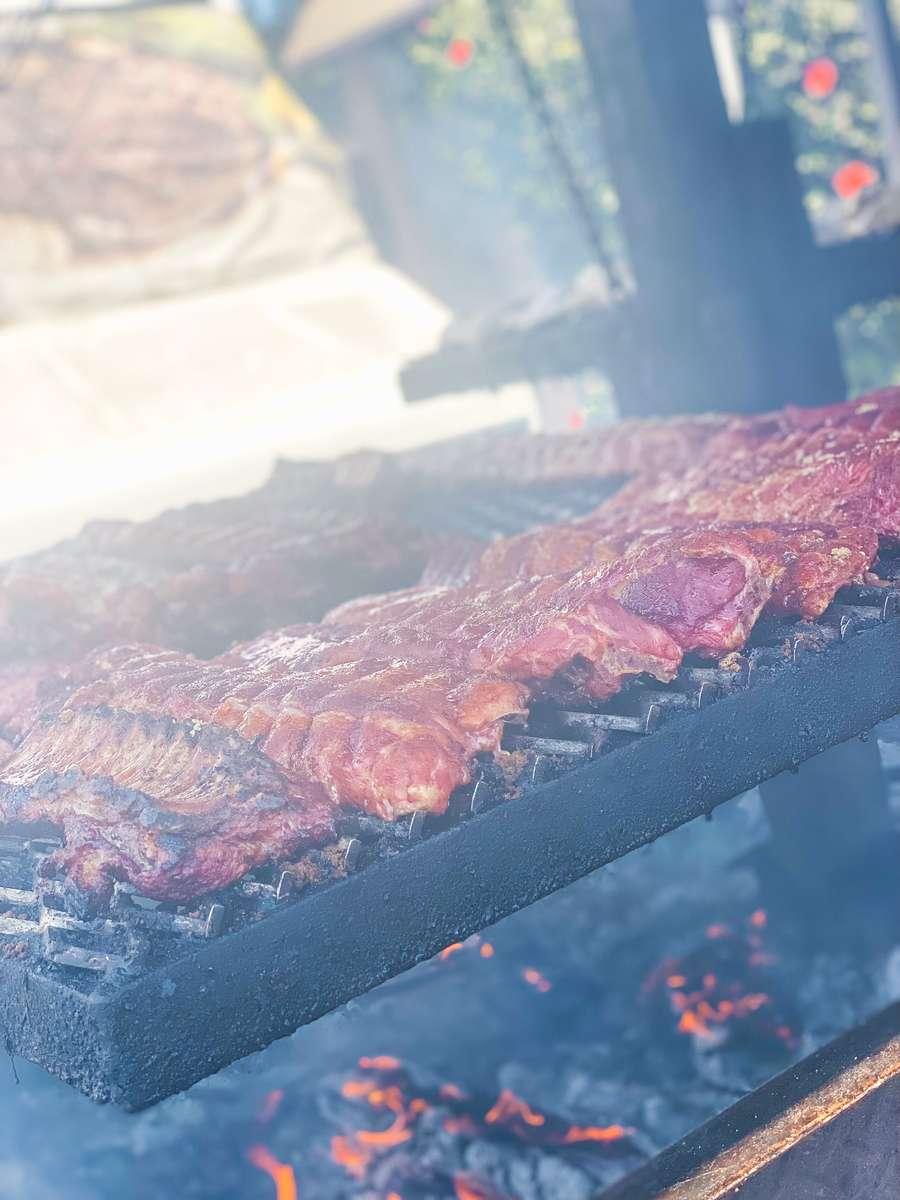 Full Rack Baby Back Pork Ribs $34