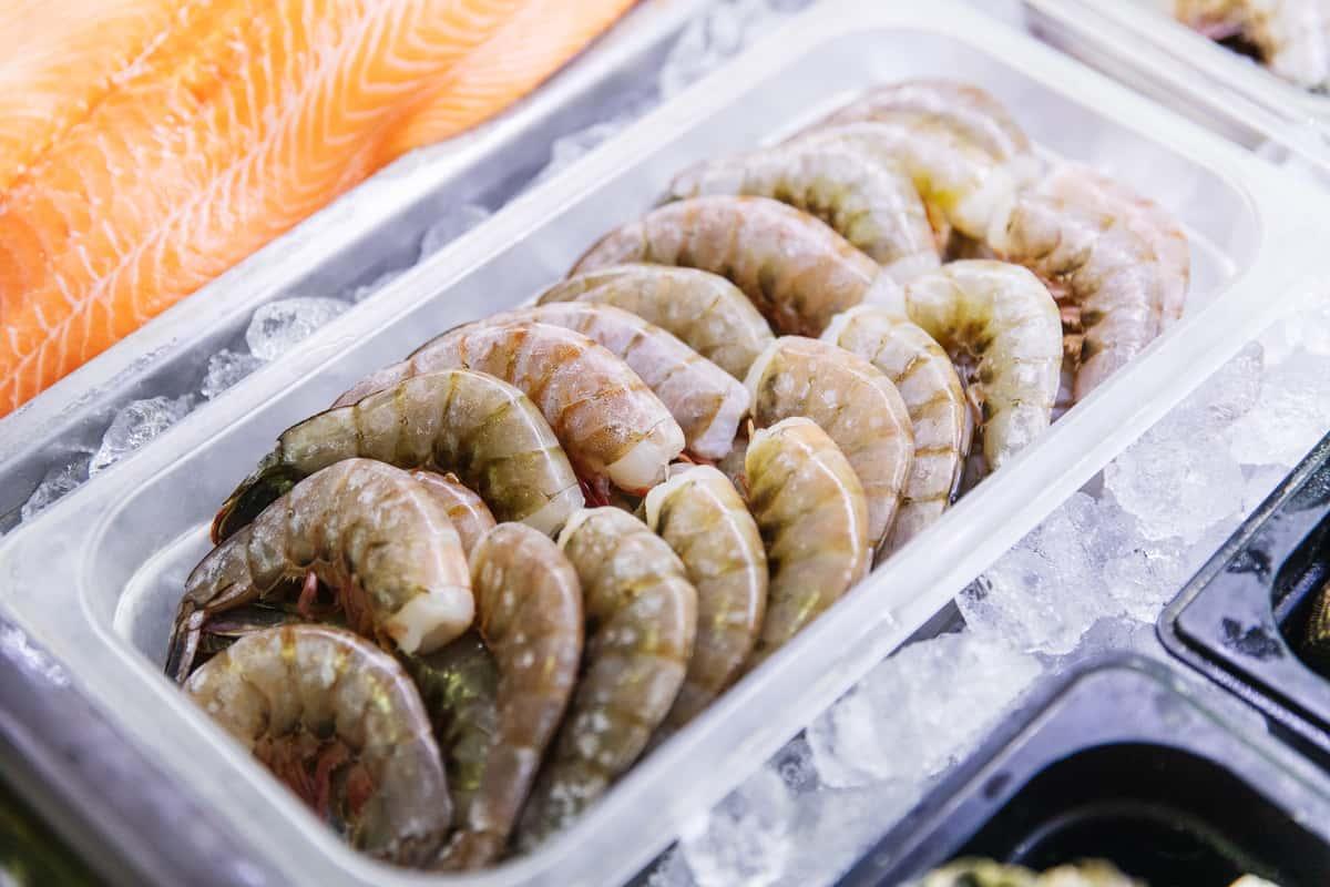 Large/Extra Large Raw Shrimp