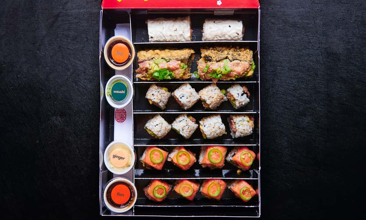 Tuna Lover Set