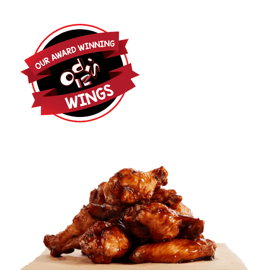 odis 12 wings - award winning