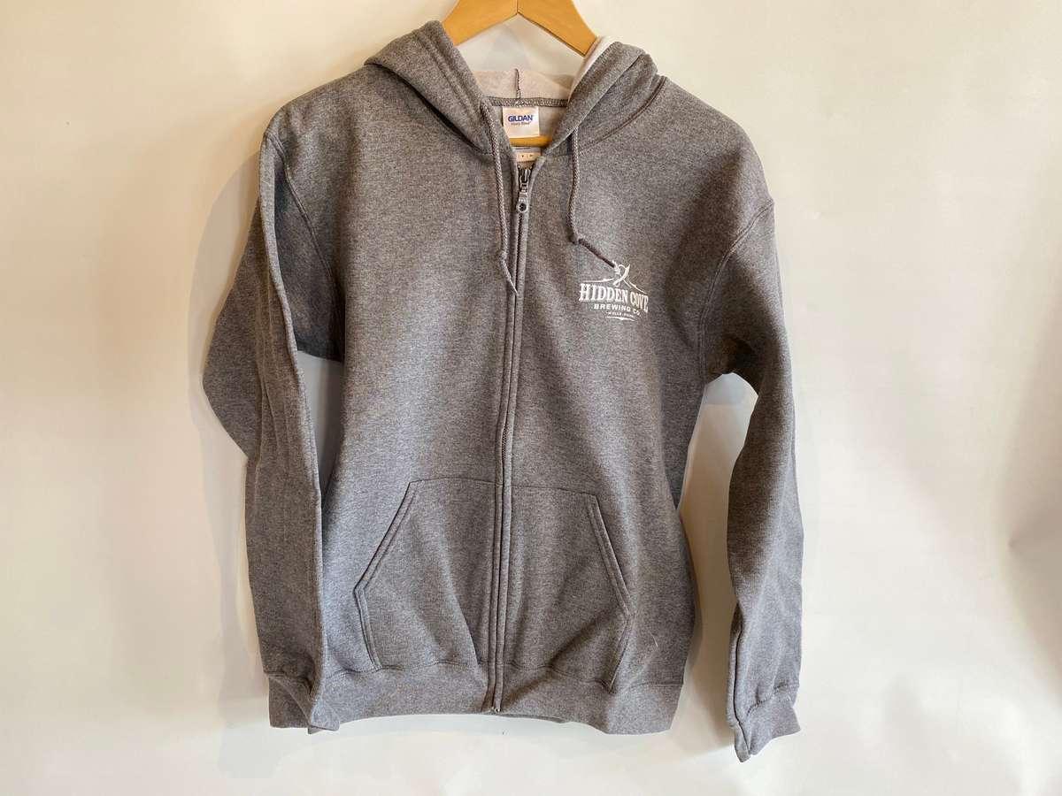 Grey Full Zip