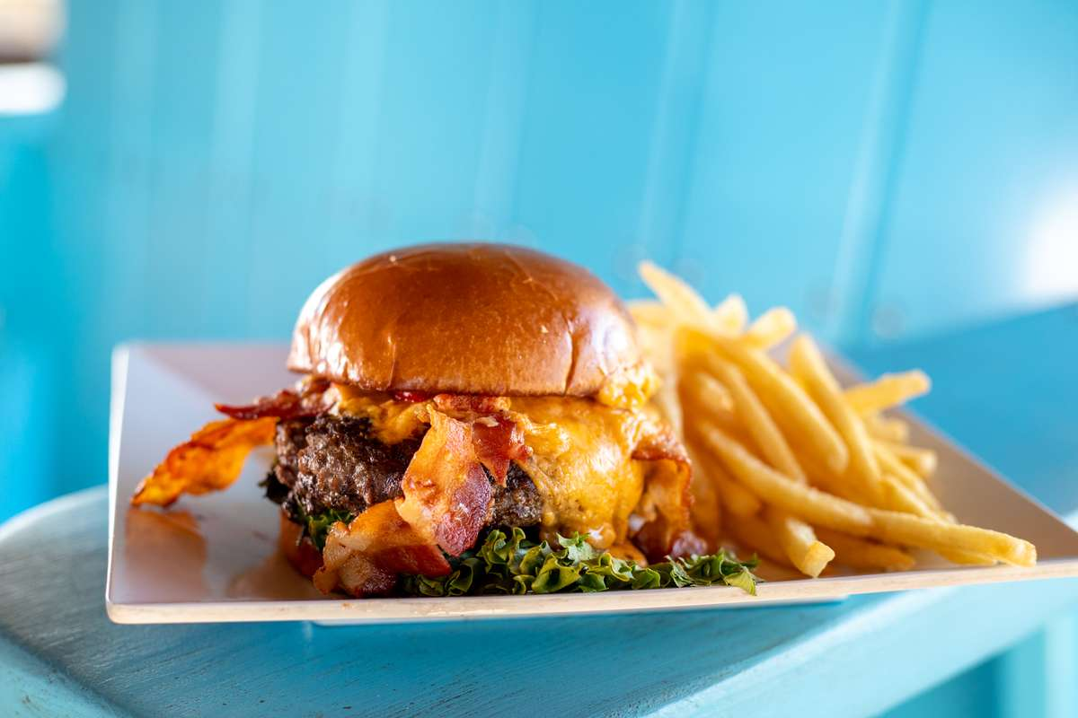 The Low Country Burger