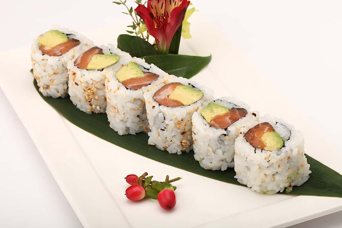 Salmon Avocado Roll