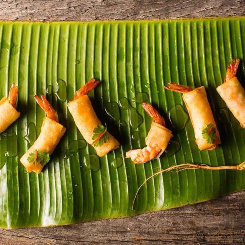 Blanket Shrimps