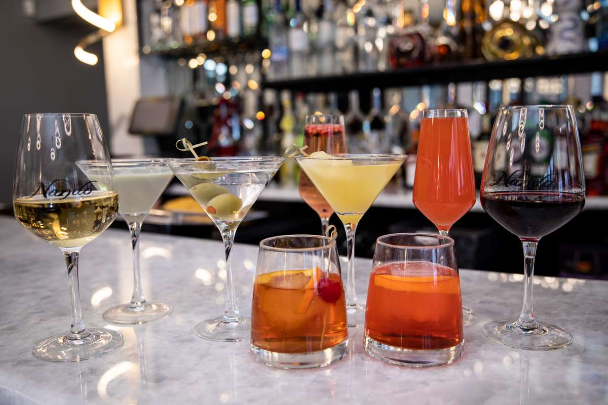 Nando Ristorante Presents: Wines-Martinis-Specialty Cocktails