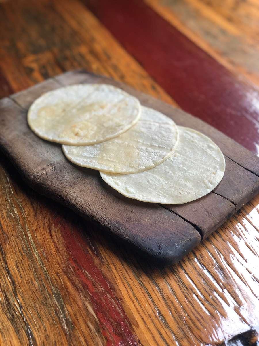 3 Tortillas | Lettuce Wraps