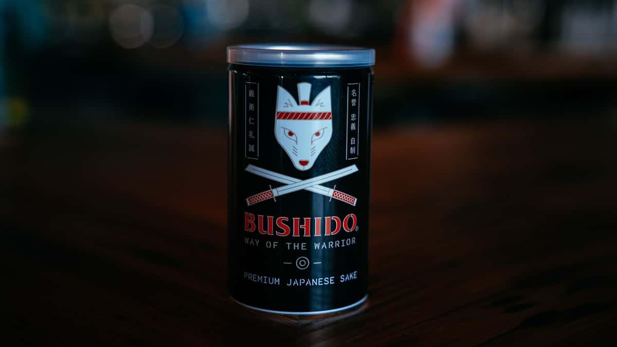Bushido Can