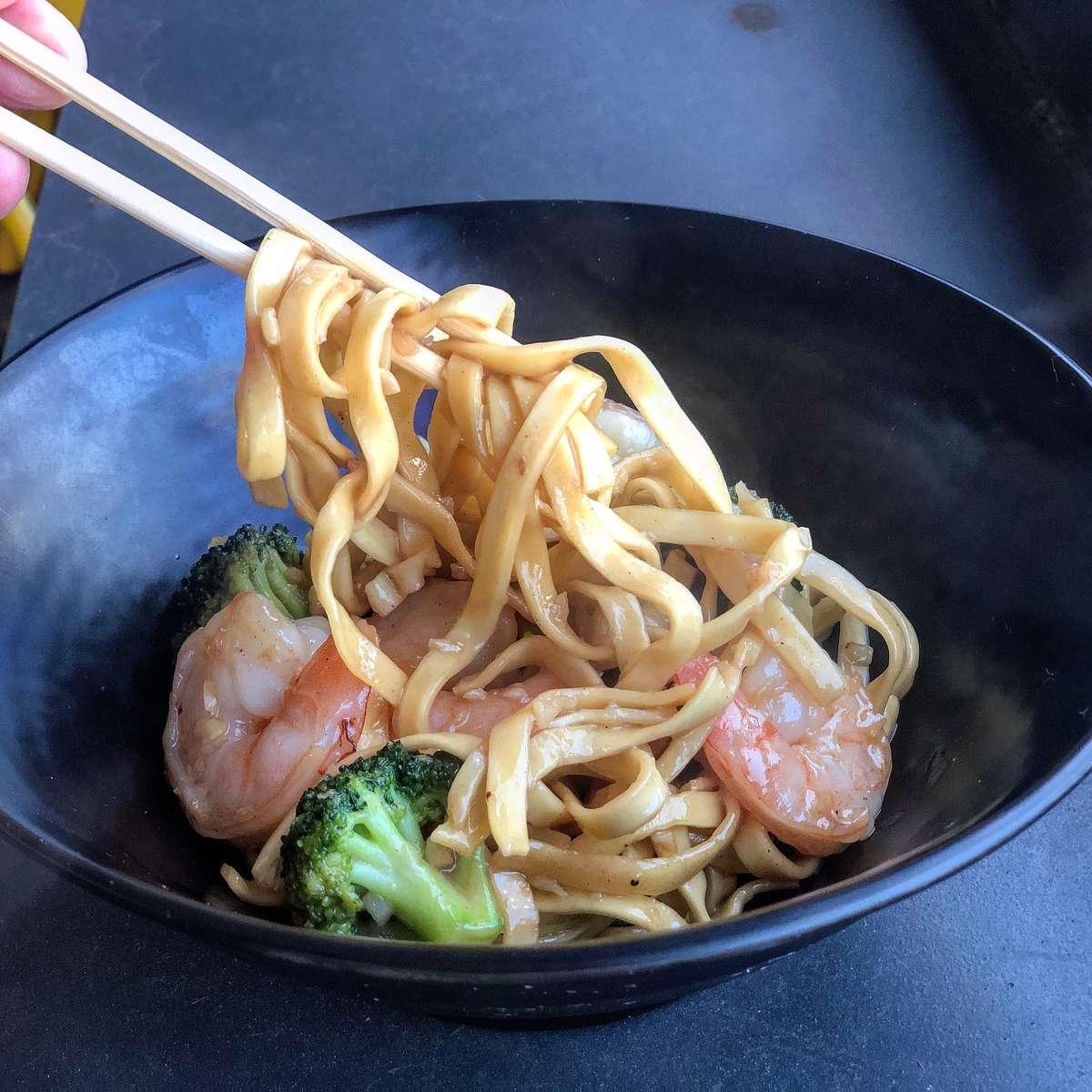 Mì Xào Tỏi, Vietnamese Garlic Noodle