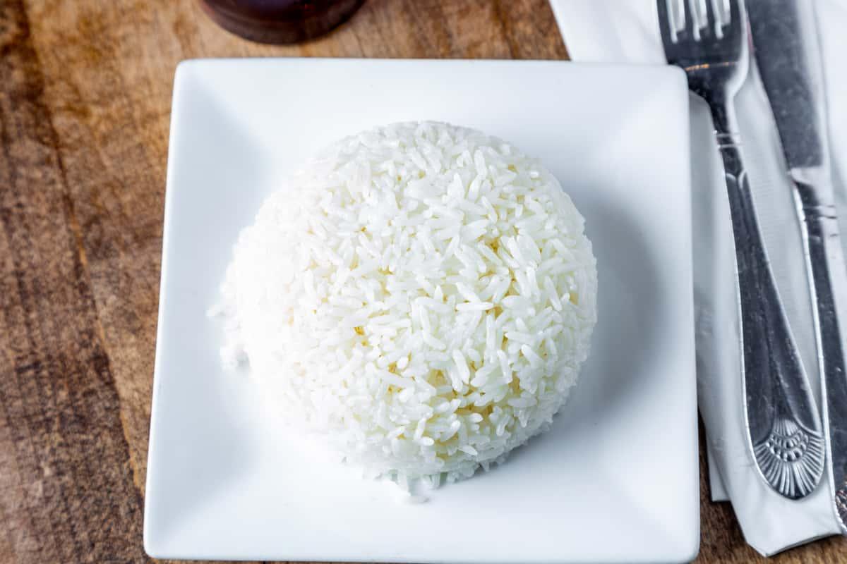 Rice White/Brown