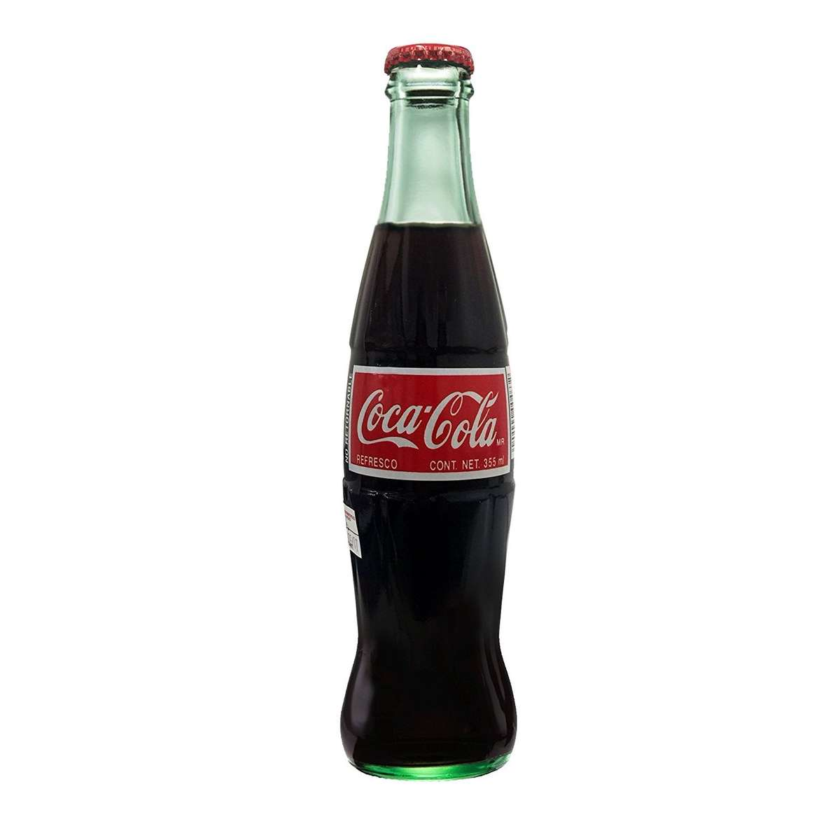 Mexican Coke with Cane Sugar