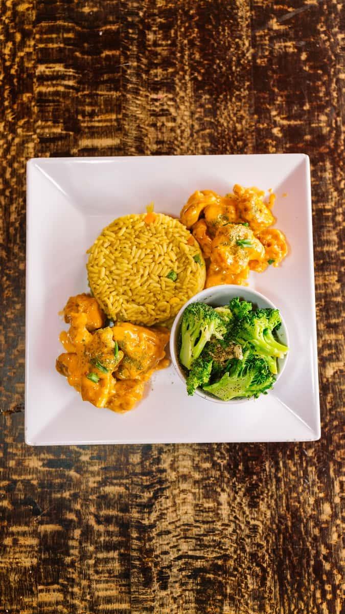 Fusion Bang Chicken & Shrimp