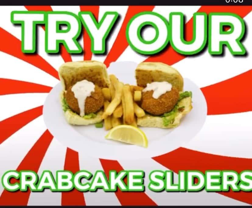 {NEW} Fusion Bang Crab Cake