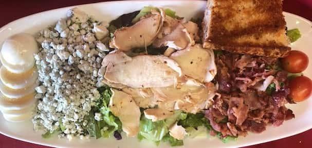 Traditional Cobb Salad