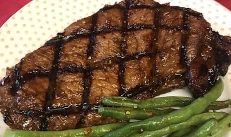 Whiskey Steak*