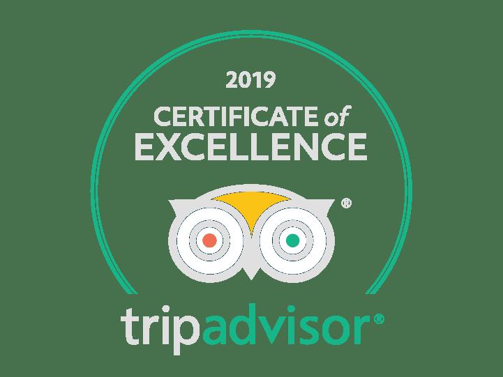 Find us on Trip Advisor