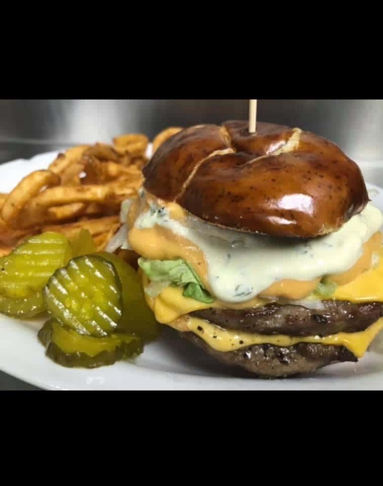 World Series Burger