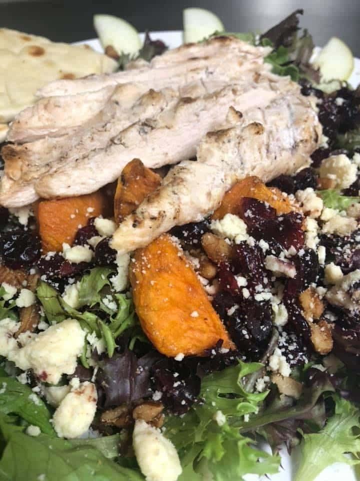 Door County Harvest Salad