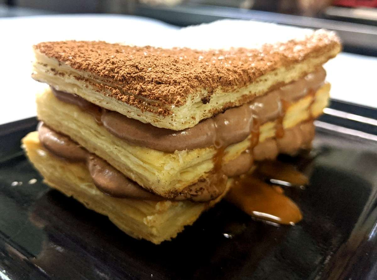 French Milles Feuilles