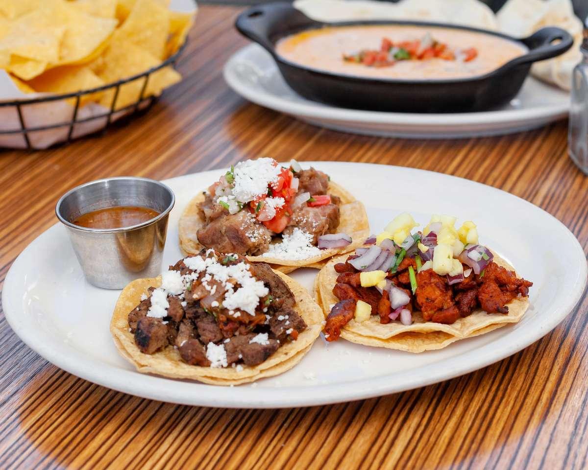 Mix and Match Tacos