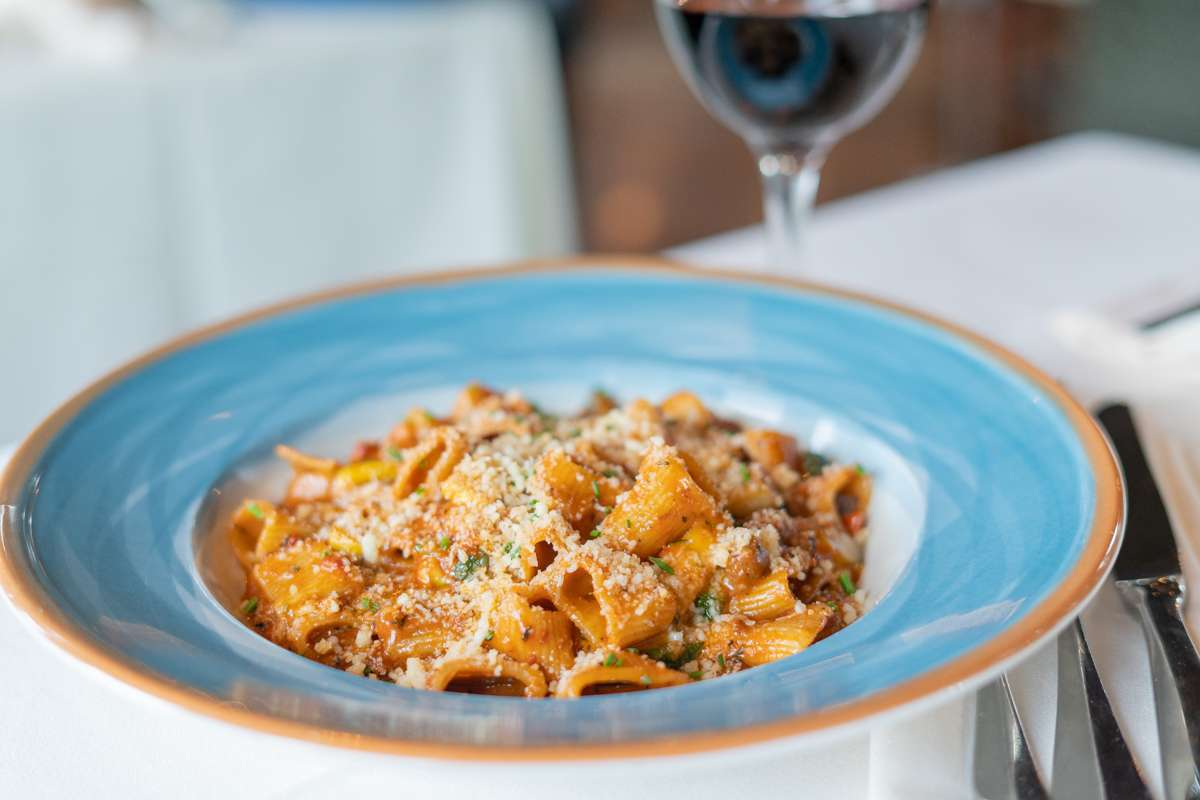 SLOW COOKED BOAR BOLOGNESE