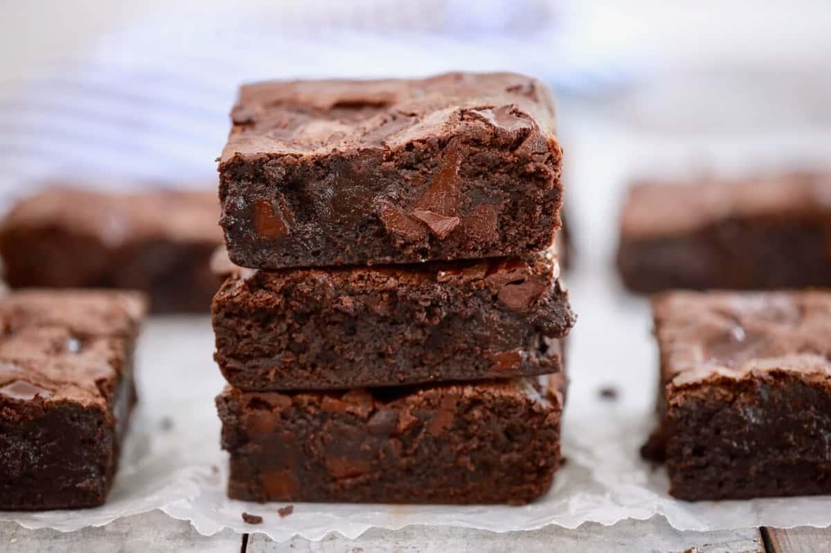 Dark Chocolate Brownie