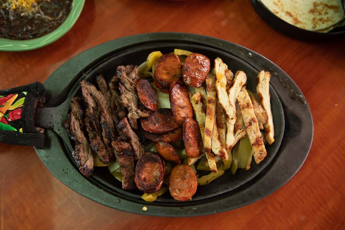 meat for fajitas