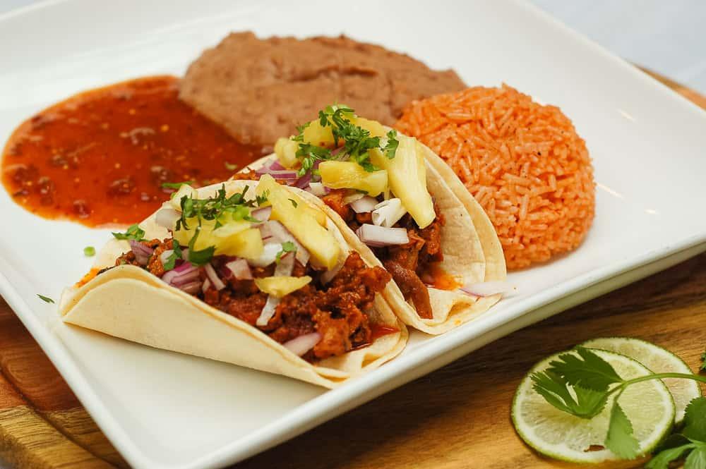 Al Pastor (Pork) Street Taco