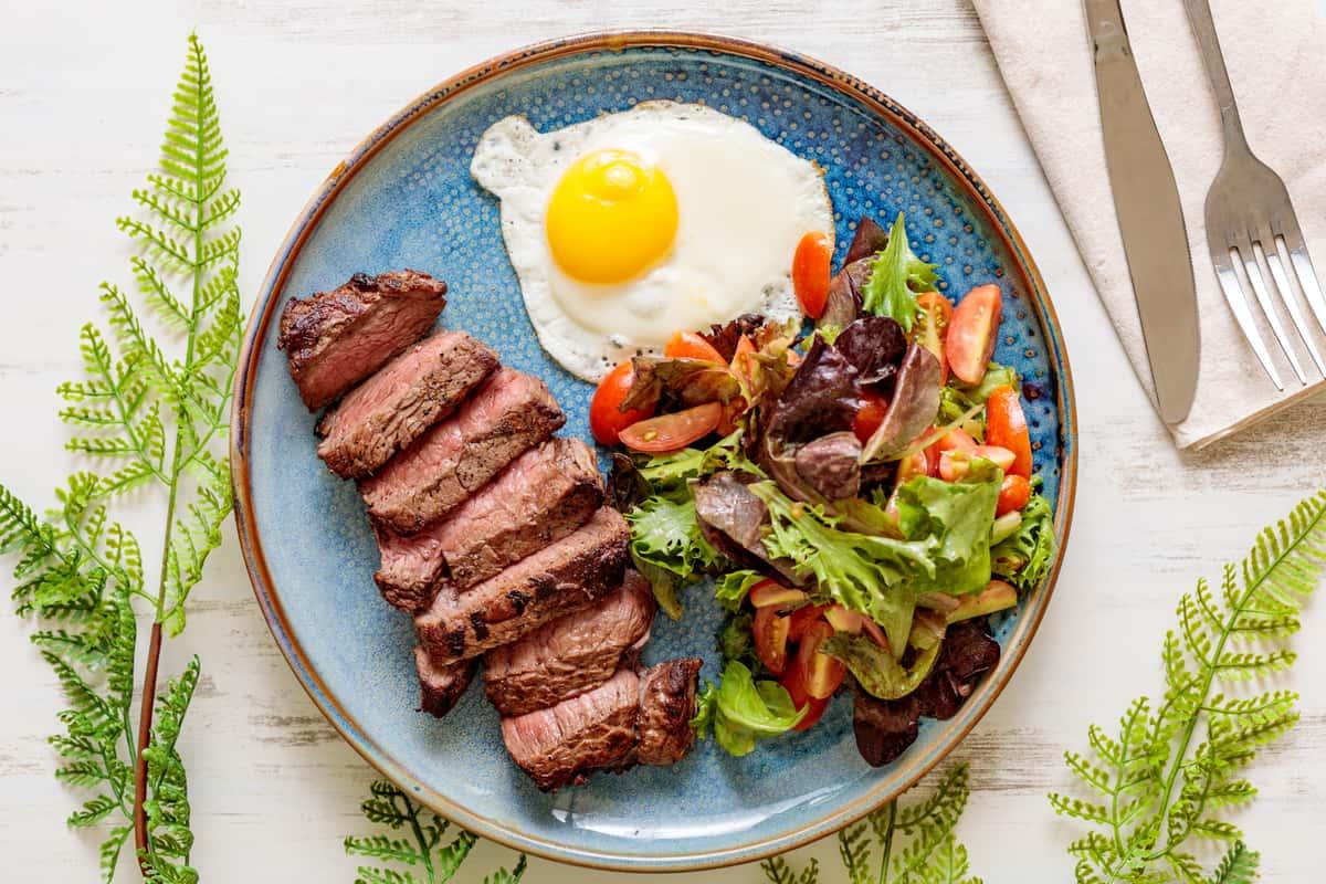Steak au Réveil