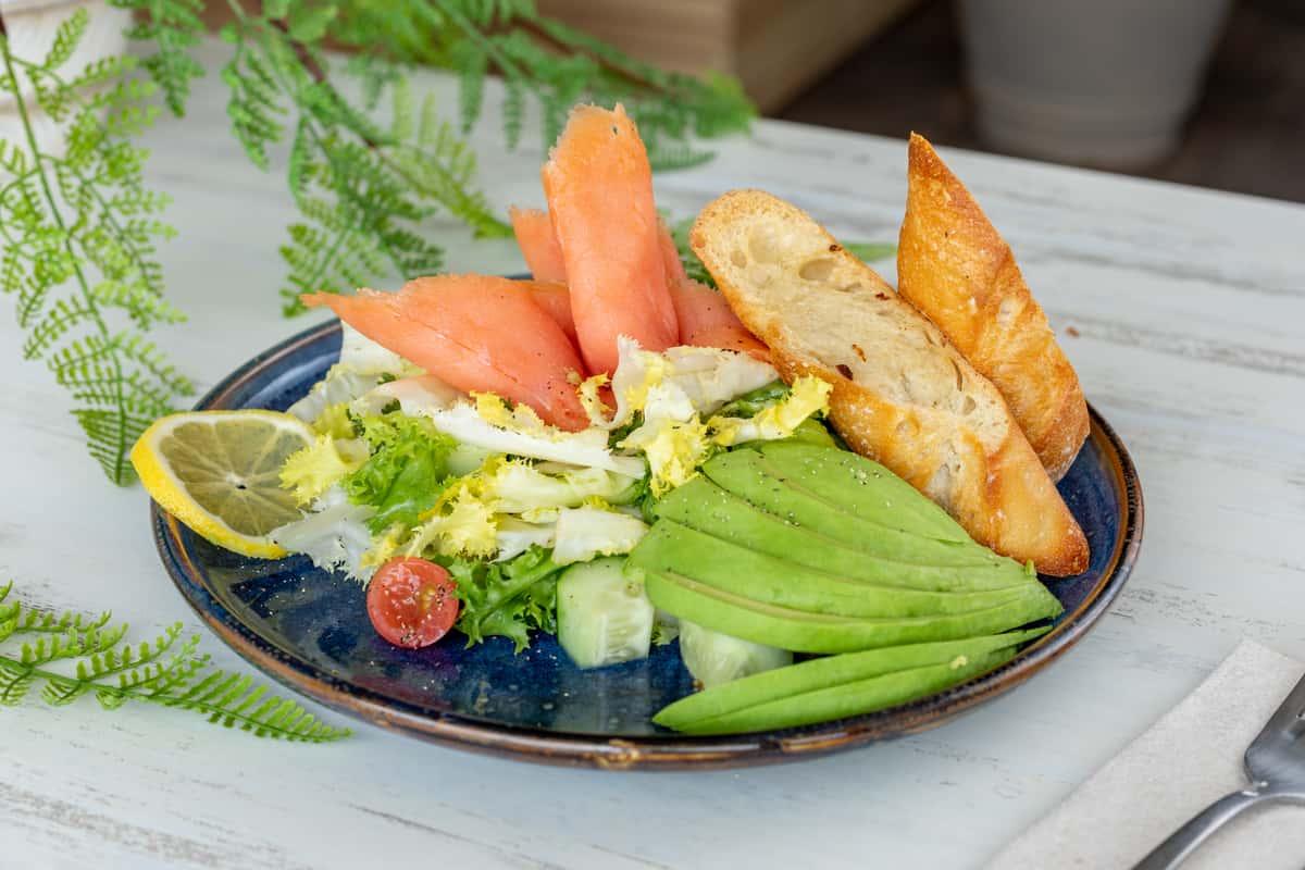 Salade Norvégienne