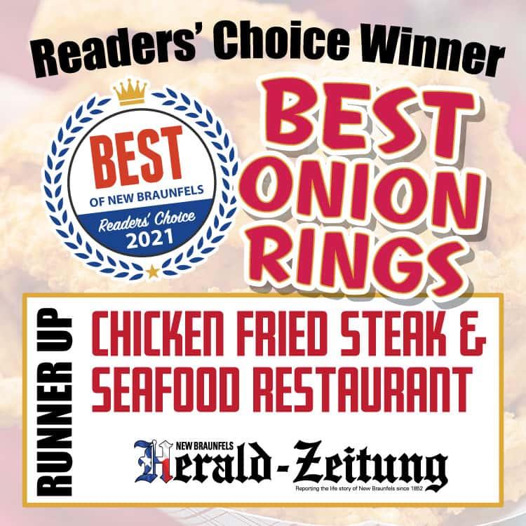 Best Onion Rings 2021